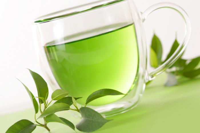 6 Benefits of Green Tea