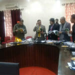 Bankers Meeting with District Development Commissioner (DDC), Doda