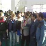 केन्द्रीय मंत्री फग्गन सिंह कुलस्ते ने पुंछ स्पोर्ट्स स्टेडियम में मल्टीपरपज इंडोर हाल का उदघाटन किया