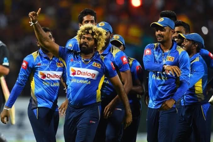 Sri Lanka T20I squad for India tour