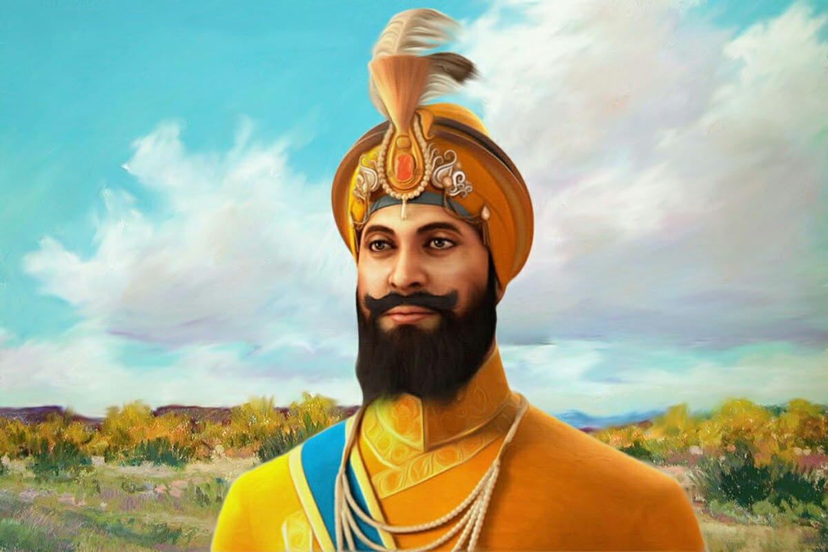 Things to learn from the life of Guru Govind Singh