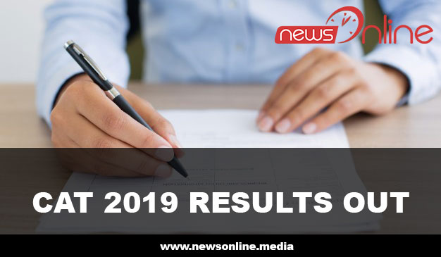 CAT 2019 Results Out, Download the Score Cards