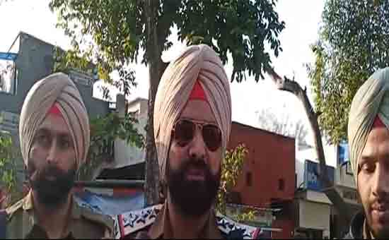 1 kg heroin caught by two persons from Amritsar Counter Intelligence