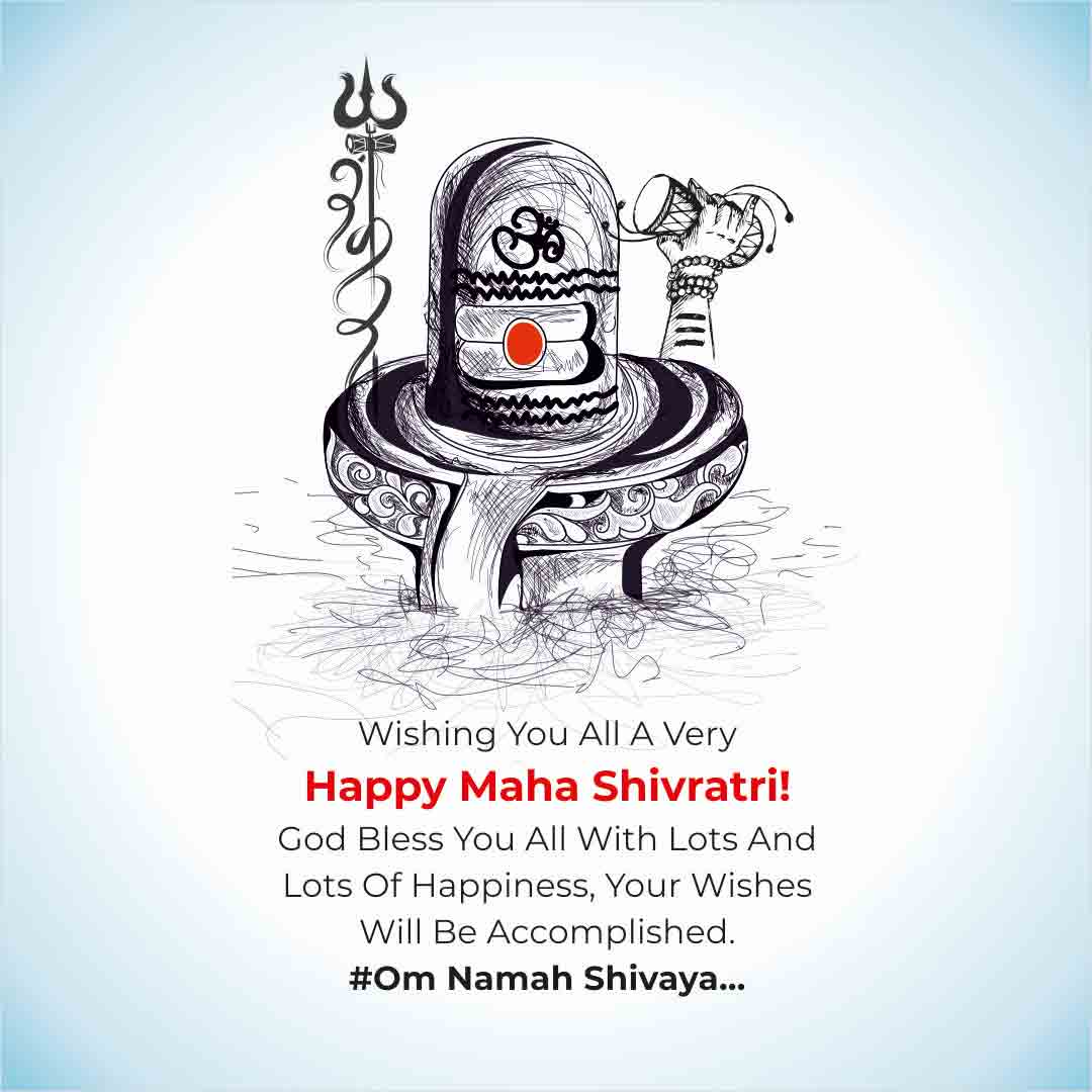 Wishing You All A Very Happy Maha Shivratri God Bless You All With Lots And Lots Of Happiness, Your Wishes Will be Accomplished #Om Namah Shivaya