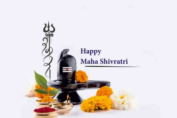 Happy Maha Shivaratri On The Auspicious Day Of Maha Shivratri, May The Lord Fulfil All Your Wishes And Bless You With A Happy Life , Wishes, Quotes & Messages.