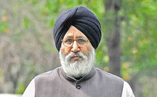 A committee will be formed to strengthen the party structure - Daljit Singh Cheema