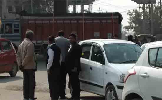 Alwar Masih appeared in front of STF in case of 194 kg heroin.