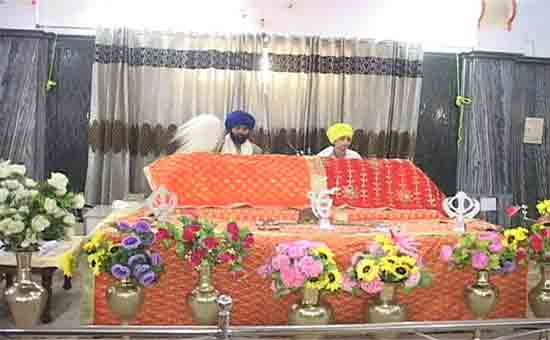Many-Khalistani-supporters-reached-the-last-Ardas-of-Harmeet-Singh-Happy