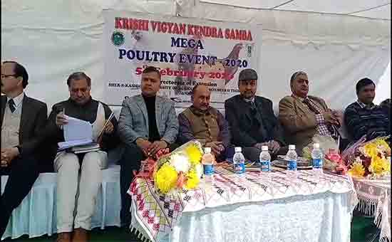 Mega Poultry Fair 2020 organized to give better employment to farmers towards poultry