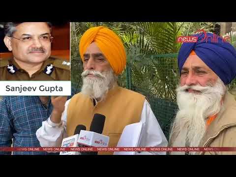 Mohali Police is helping former DGP Sanjeev Gupta to grab my land -