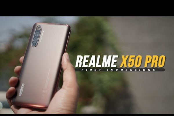 The Realme X50 Pro 5G launch day has arrived