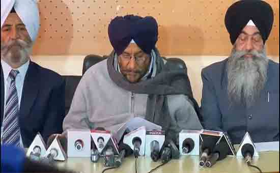 Ranjit Singh Dhadrian has any questions, he can ask for his answer Sikh Talmel Committee