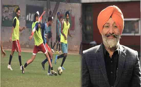 Sikh Football Cup: 8 Surat teams enter quarterfinals