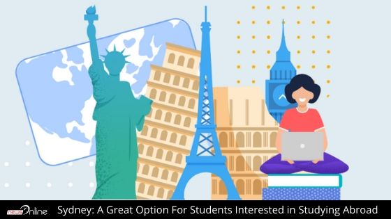 Sydney_ A Great Option For Students Interested in Studying Abroad