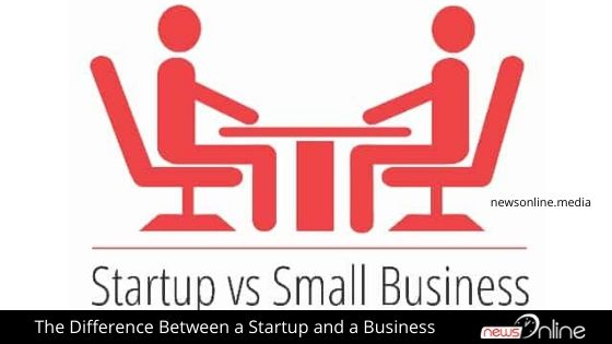 The Difference Between a Startup and a Business