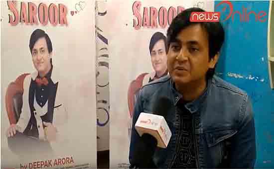 This Valentine Deepak Arora song 'Saroor' dedicated to lovers