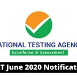 UGC NET June 2020 Notification Out