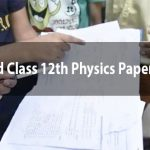 UP Board Class 12th Physics Paper Leaked, 2 Arrested