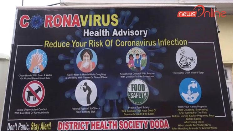 Amid Rising Coronavirus Fears, Doda Administration Invokes Section 144