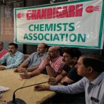 Chandigarh Chemists Association, are trying to help and support Chandigarh Citizens