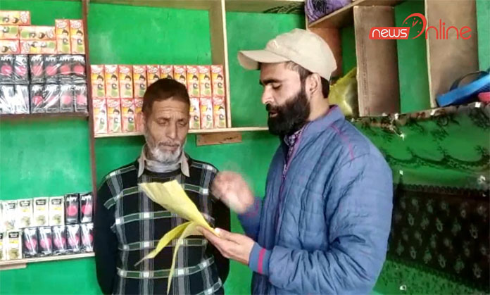 District Administration Doda Launched door to door awareness campaign for Covid 19