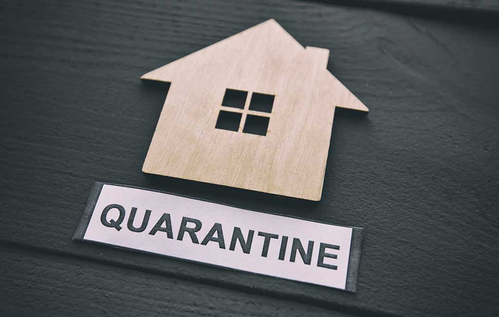 Individuals Home Quarantined in Chandigarh