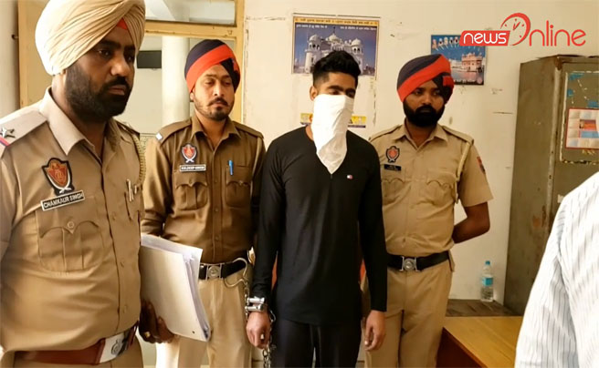 Smart mobile phone recovered from Rahul Bhatia prisoner in Nabha New District Jail