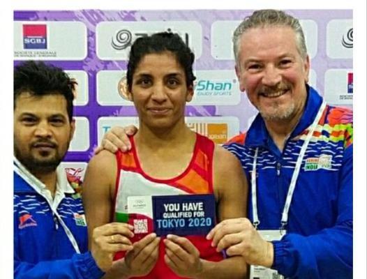 Rana Sodhi and Aruna Chaudhary Eulogize Boxer Simranjit Kaur.