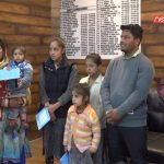Red Cross Society give financial assistance to 5 Girls