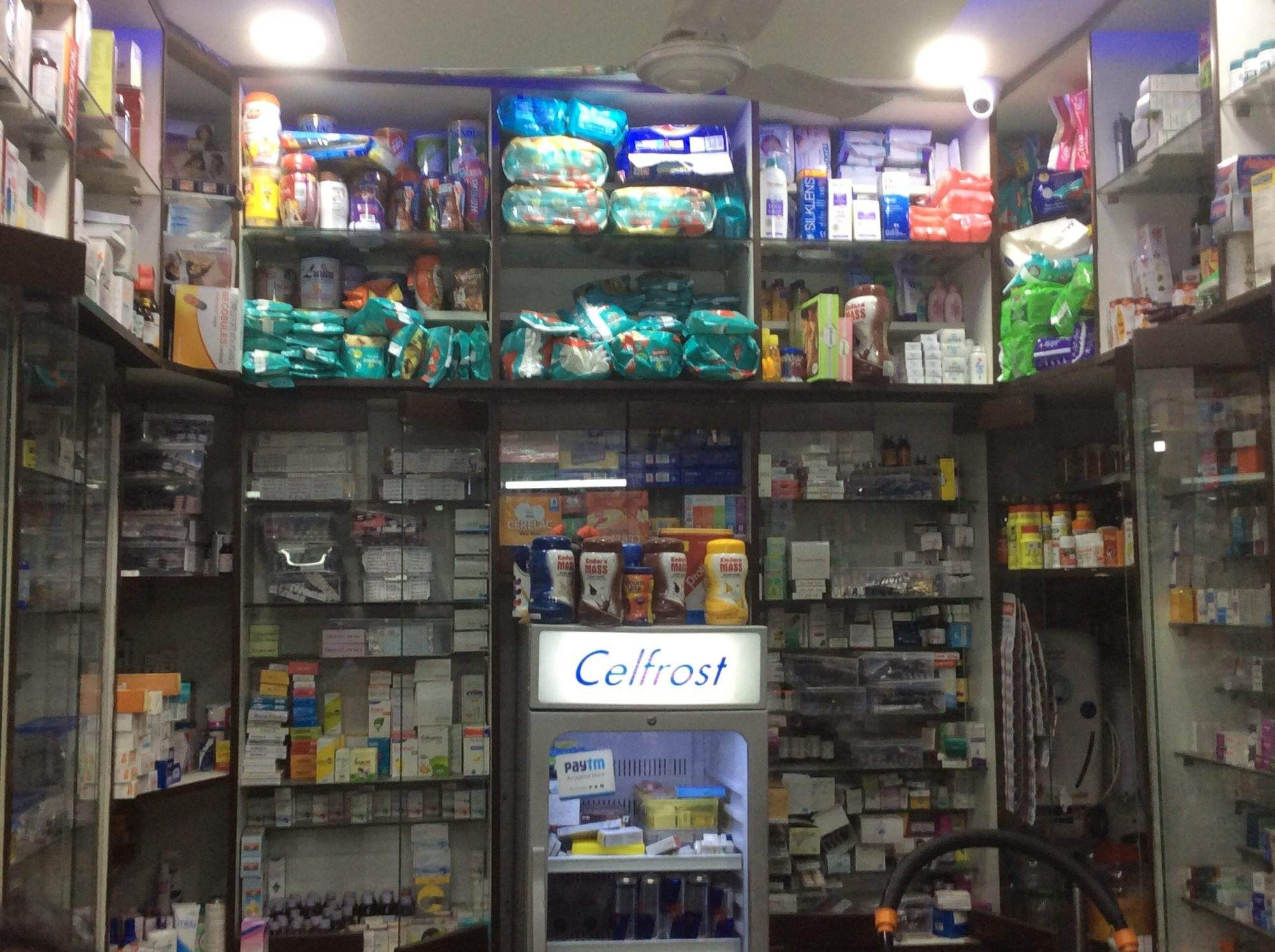 Chemist shops remain open : Chandigarh Administration