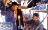 mini buses sanitized