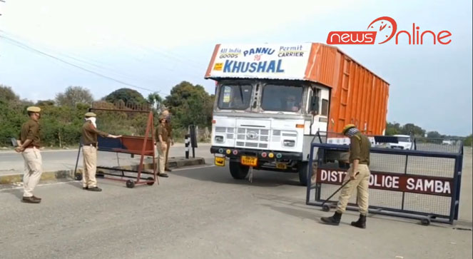 20 to 25 people in the truck were sent to Ghagwal Hospital