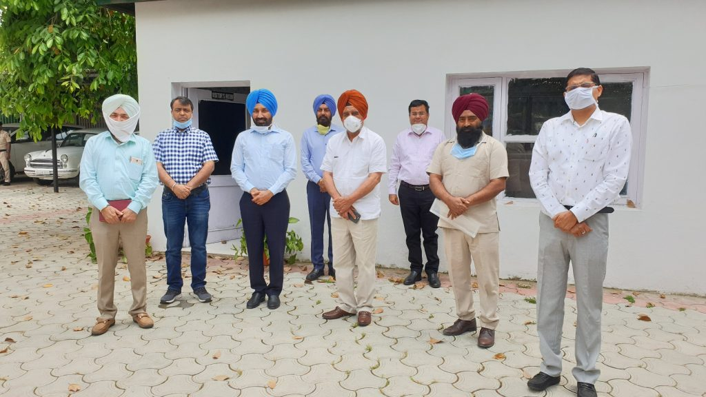 Corona virus should not affect the study of higher education students: Tript Bajwa