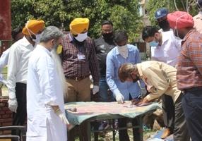 Pradhan Mantri Garib Kalyan Ann yojana launched in Punjab by Bharat Bhushan Ashu