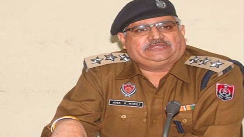 Ludhiana ACP Anil Kohli