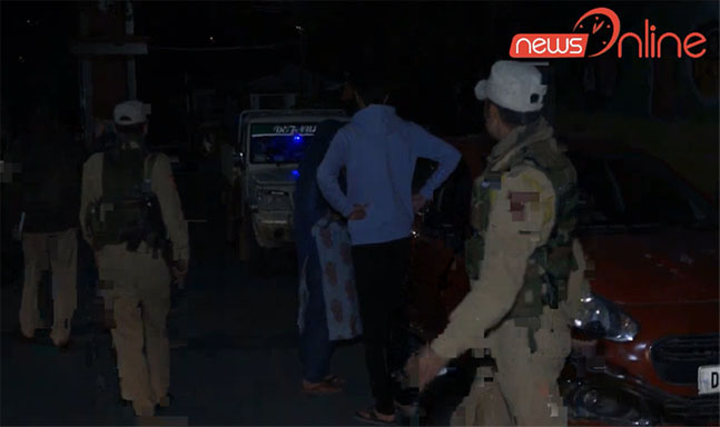 DDC Doda Seized 9 Vehicles for Violation of 144 and Lockdown
