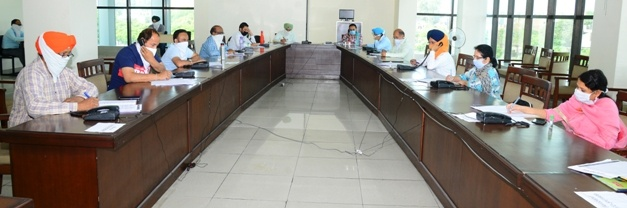 Mandi Board establishes control room for all Districts to resolve procurement issues-Lal Singh
