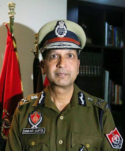 SHO khanna transferred , departmental Inquiry Initiated - DGP Punjab
