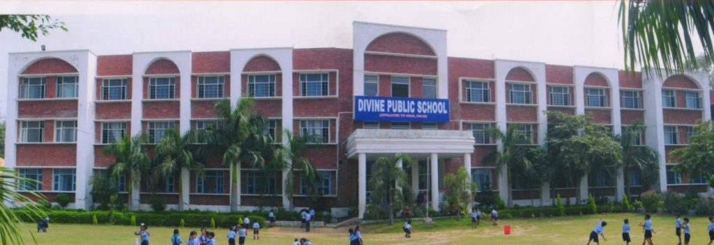 Divine Public School Faridabad