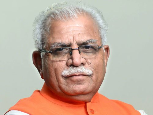 Haryana, Chief Minister
