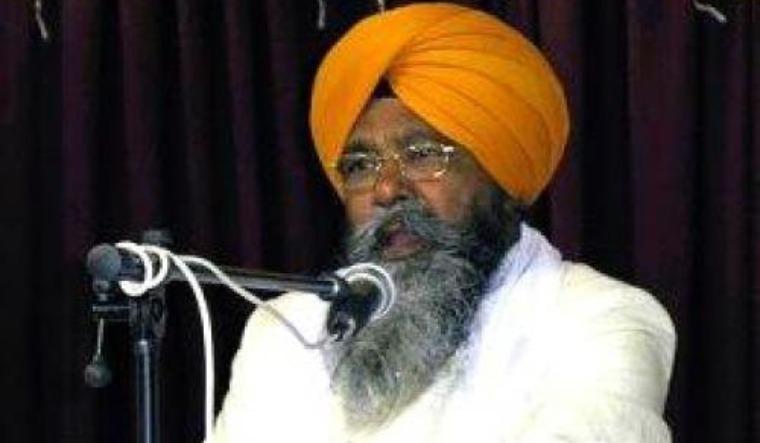Hazoori Raagi Bhai Nirmal Singh Khalsa