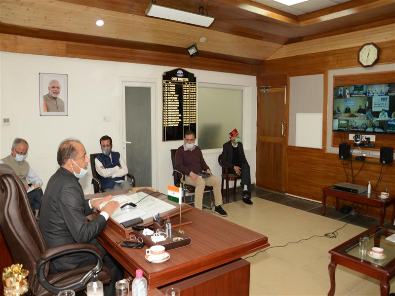 Himachal State Government To Relax For 4 Hours