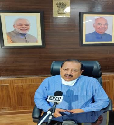 MoS Dr.Jitendra Singh