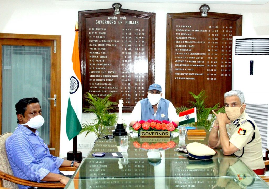 ADMINISTRATOR REVIEWS ARRANGEMENTS IN THE CITY