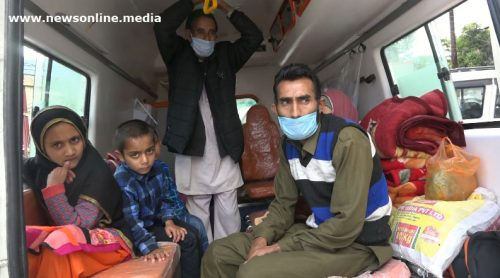 Eight family member discharged from quarantine in Doda District