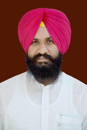 MLA Simarjit Singh Bains