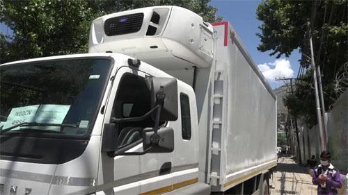 DC Doda Inaugurated Refrigerator Van, Jammu