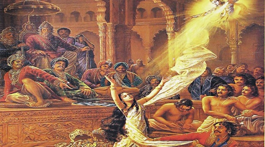 Draupadi is an unsung heroine of the epics