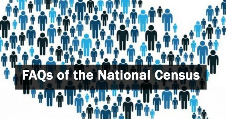 FAQs of the National Census