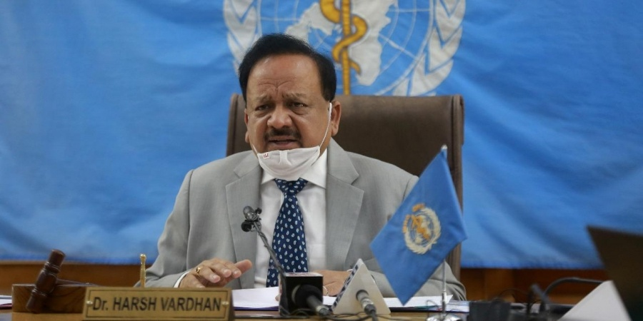 Dr. Harsh Vardhan Elected to the Executive Board of WHO